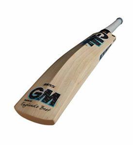 GM Cricket Diamond DXM 707 Ttnow Batte de Cricket Mixte, Bleu/Blanc/Noir, Size Short Handle (User Height: Over 5'7″)