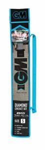 GM Ensemble de Cricket Diamant Taille 1 Noir/Bleu/Blanc