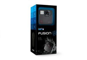 GoPro Fusion – Camera d'action 360° – Noir