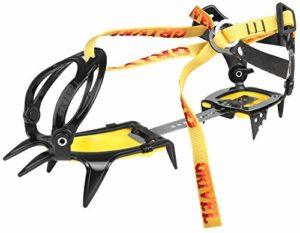 Grivel G10 – crampons glace – New-Classic jaune/noir
