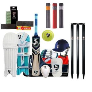 G&S SG de Cricket kit avec Accessoires Senior Taille