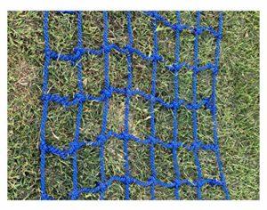 Hamac Filet,Filet Nylon d'escalade Corde Escalade pour Grimper Enfant Adulte Rope Ladder Cordes Hamac-Filet Mesh Filets Maille de Rangement Voiture Coffre Grand Bagage Auto Remorque Chargement