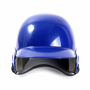 HBRT Casque de frappeur de Base-Ball, Protection binaurale Style Simple Résistant aux impacts résistants Évacuation de l'humidité Besoin de Sports de Plein air