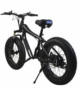 High Quality Aluminum Frame Snowmobile/Light Weight 4.0 Wide Tire Beach Bike