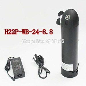 HYLH H22P-WB-24V 8.8Ah Vélo Électrique Batterie 3.7V 2.2AH 10A 3C Cellule Puissante Batterie Li-ION Batterie Au Lithium Polymère