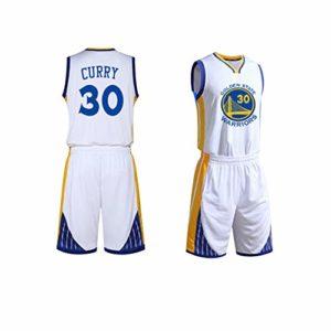 James #23 Lakers Combinaison de Basket-Ball sur Mesure, Tenue d'entraînement de Basket-Ball, Jeu de Ballon d'étudiant personnalisé – Blanc – X-Large