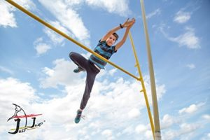 Just Jump: Pole Vault starter kit for kids. WITHOUT POLE