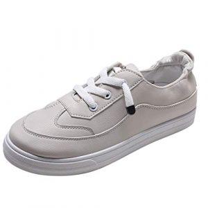 Kaister Femmes Portent des Chaussures MarcheHauteur Plateforme Lazy Casual Chaussures Course Chaussures Sport À Semelles Compensées pour Femmes