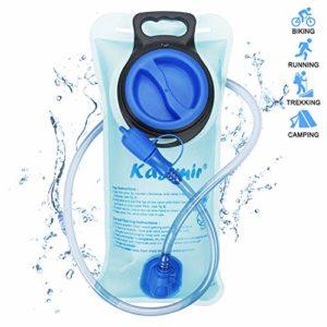 Kasimir Poche Hydratation Portable 2 litres Poche a Eau Sacs à Dos d'hydratation Sacs d'hydratation pour Utilisation en Extérieur