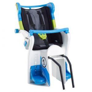 Kettler 08947-590 Siège enfant pour vélo Flipper Blanc/Bleu
