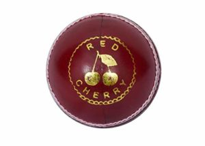 KOOKABURRA Boule de Cricket Cerise Rouge pour Homme