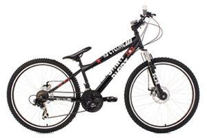 KS Cycling VTT Dirt Noir 26″