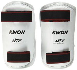 KWON Evolution Protège avant-bras Blanc Blanc m