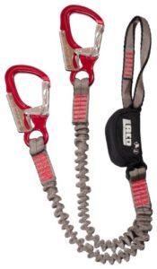 LACD Pro Accessoires d'escalade Gris/Rouge Accessoires d'escalade