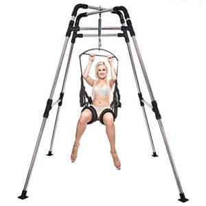 lifeng Meubles pour Adultes Meubles SM Posture Swing Frame Hamac Couple Flirt Sex Air Swing Chair