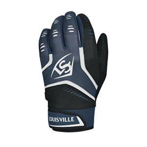 Louisville Slugger Gant de Batting Omaha Bleu Marine
