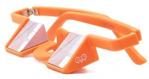 Lunettes d'assurage Plasfun (Orange)