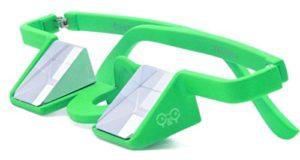 Lunettes d'assurage Plasfun (Vert)