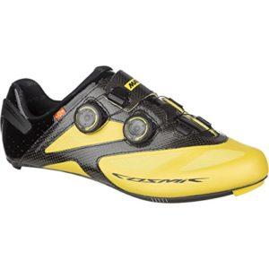 Mavic Cosmic Ultimate Maxi Chaussures de vélo Jaune/Noir 2016 43 EU