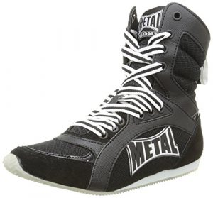 METAL BOXE Viper2 Chaussures Homme, Noir, Taille 40