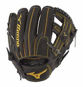Mizuno Pro Gant de Baseball Série, 312664.RG90.11.1150, Black T Web, 29 cm