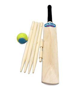 Mookie – 8692 – Jeu De Balle Et De Ballon – Ensemble Complet De Cricket De Taille 3