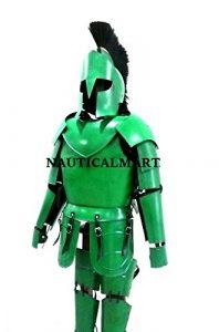 nautique Mart médiéval fois Tournament Fonction complète d'Armour–Costume de théâtre