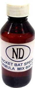 New Cricket Bat Preparation Linseed Oil Bottle 100ML by Only Cricket