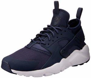 Nike Air Huarache Run Ultra PE (GS), Chaussures d'Athlétisme garçon, Multicolore (Thunder Blue/White 400), 36.5 EU