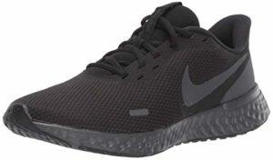 Nike Revolution 5, Chaussures d'Athlétisme Femme, Multicolore (Black/Anthracite 001), 36 EU
