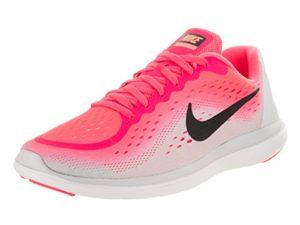 Nike Running Shoe Flex 2017 RN (GS) 5 Multicolore