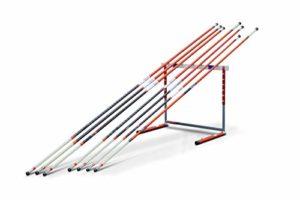 Nordic Perche de Saut en Hauteur Evo2-5,00 m – 92 kg – 205 LBS