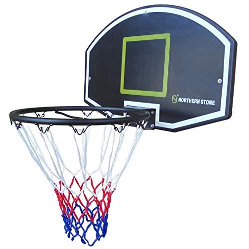 Northern Stone Panier de Basketball Mural pour intérieur et extérieur