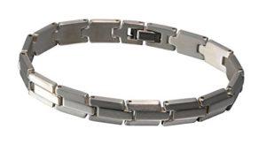 Phiten Titane pur Large bracelet, 18,4cm