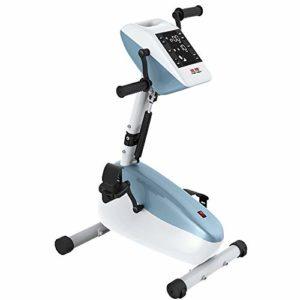 Physiothérapie Électronique Rehab Exerciseur Vélo Entraîneur À Pédales Cycle Bras Pédale Exerciseur À Pédale Vélo Récupérateur De Santé Pédale Pour Handicapé, Invalide Et Survivant De L'avc