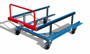 POLANIK Chariot Compact pour Obstacles de compétition