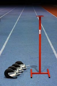 POLANIK Chariot pour Obstacles de compétition – PP-366 – PP-396 – PP-500