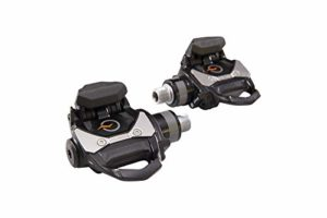 PowerTap P1 Pedal Set schwarz inkl. 6 Grad-Cleats