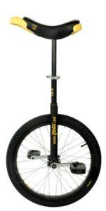 QU-AX Monocycle Luxus 20″ Noir