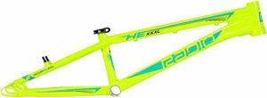 Radio Helium 20″ Cadre BMX Race (Pro XXXL – Neon Yellow)