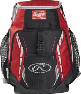 Rawlings R400-S R400 -S Baseball Equipment Bags Backpacks