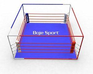 ring de boxe «economy» 4 x 4 m