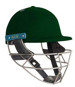 SHREY Masterclass Air 2.0 Titanium Green Medium Cricket Helmet Casque Mixte, Vert, m