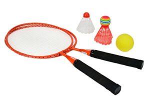 Simba Mini Badminton Set avec 3 balles