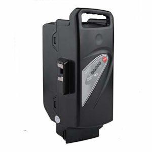 Sinbide Batterie e-Bike Vélo électrique Li-ION 20.8Ah(25,2V/26V) Samsung/Panasonic Cellule pour Flyer C-T-L-S-X-Serie Kalkhoff Helkama Raleight Moover Kettler Victoria, Noir