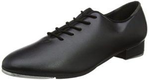 So Danca Ta04/05, Chaussures de Claquettes Mixte Adulte, Noir (Black), 41.5
