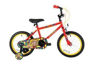 Sonic Vélo pour Enfant Boys – Rouge