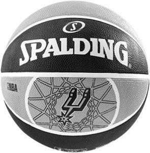 Spalding San Antonio Spurs Basketball-Ballon Taille 7