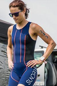 Sundried Numéro de Course Tatouage temporaire Set pour Le Triathlon Ironman Natation Aquathlon Aquabike (10 numéros par Paquet) (20)