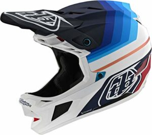 Troy Lee Designs D4 Mirage MIPS Carbon Downhill Casque
